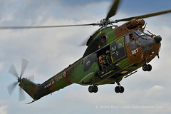 French Army SA330 Puma helicopter (André Bour) Tags: alat helicopter helicopters military sa330 puma