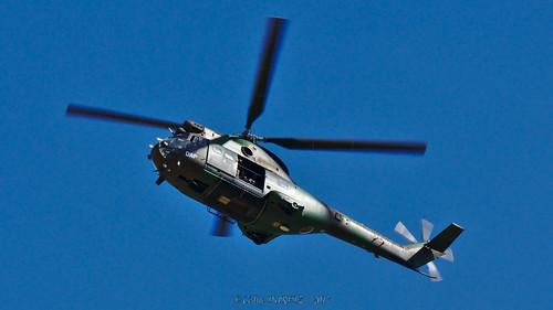 Aérospatiale SA330-B Puma / Aviation Légère de l'Armée de Terre (ALAT) / DAP