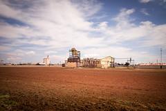 Lamesa Skyline (Corporate Traveler) Tags: lamesa texas westtexas skyline industrial
