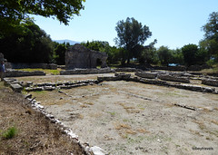 0014 Private Residence, Triconch Palace, Butrint (2) (tobeytravels) Tags: albania butrint buthrotum illyrian triconchpalace