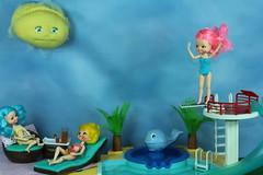 I'm hot! Let's go for a dip. (raining rita) Tags: hot fingerdings swimmingpool sunshine