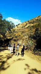 Black Star Canyon (EmperorNorton47) Tags: blackstarcanyon silverado california photo digital summer road dirtroad hikers canyon