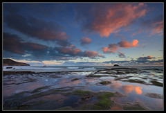 Rocks and Skies (Rdugmore2009) Tags: northisland sunset weather newzealand