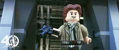 14. Han at the Bunker (kyle.jannin) Tags: lego legostarwars episodevi return jedi starwars hansolo endor imperial bunker rebel 6