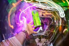 Redbull u Principu (mateja_jeremic_zuks) Tags: redbull dj deejay music freedom house retro vocal energy drink green summer edition kiwi apple graffiti coctail bar lounge vinyl