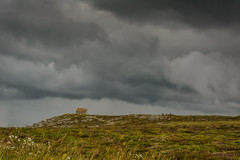 stormclouds (stevefge) Tags: bretagne brittany france pentrez cliffs storm cloud stormclouds houses people weather reflectyourworld landscape