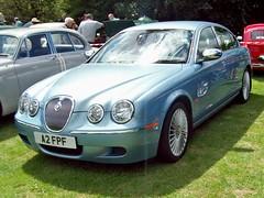 547a Jaguar S Type SE TD (2007) (robertknight16) Tags: jaguar british 2000s stype lawson lincolnls stafford a2fpf