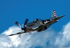 History in Flight (Robert Streithorst) Tags: daytonairshow2017 fighter fragilebutagile military p51mustang robertstreithorst warbird