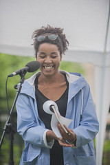 Zondag in de Prinsentuin: Simone Atangana Bekono