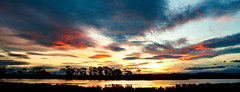 The Painted Sky (Mike_Mulcahy) Tags: fujifilm velvia xt1 1855mm hawkesbay nz newzealand fuji water sunset leica captureone