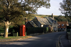 lulworth cove village (Photo Everywhere) Tags: lulworth phonebox ruralengland village quaint typical old charming idealistic idealised unspoilt unspoiled