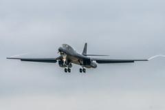 Rockwell B-1B Lancer (Manx John) Tags: usairforceusafreg850060rockwellb1blancerserial us air force usaf reg 850060 rockwell b1b lancer serial 20