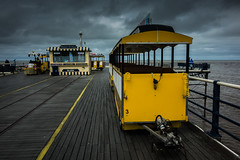 turn around (paul_taberner_photography) Tags: southport southportpier trains
