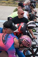men keirin qualifier start (tangobiker) Tags: velodrome racing track bicycle oregon