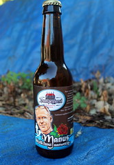 Manus beer by Dampegheest (Davydutchy) Tags: bier beer birra bière pivo пиво øl sör cerveza olut cervisiam biero μπύρα piwo dutch holland mini micro brewery brouwerij brauerei piwowar sládek cervecero manus dampegheest limmen netherlands niederlande paysbas july 2017