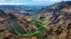The Grand Canyon of the Pacific! #waimeacanyon #waimea #kauai #hiking #adventure #phoneshot #amazing #hawaii #vacation (Matt Champlin) Tags: waimeacanyon vacation amazing kauai adventure hiking waimea phoneshot hawaii