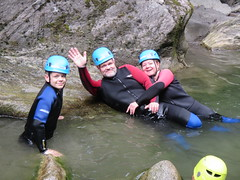 IMG_1756 (Mountain Sports Alpinschule) Tags: mountain sports familien canyoning