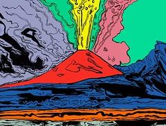 Combustione spontanea o incidente alieno sul Vesuvio? (satira-italia) Tags: vesuvio incendi camorra