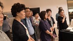DSC08908 (Goucher College) Tags: johnfranklingoucher korean koreandelegation marilynwarshawsky methodist
