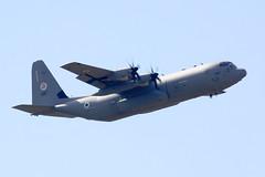 2012 Lockheed C-130J Hercules 667 - Israeli Air Force - RAF Fairford 2017 (anorakin) Tags: 2012 lockheed c130 c130j hercules samson superhercules israeliairforce riat raffairford fairford 667