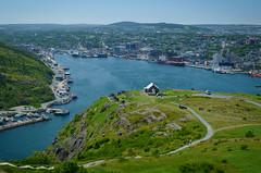St. John's, Newfoundland (Paul J Buda) Tags: signalhill newfoundland stjohns