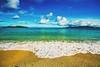 Kouki Beach Okinawa (linchingyao) Tags: beach sea bluesky sky canon6d canon ef1635mm japan seascap blue nature landscape water waterscape