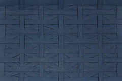 Union Jack Tessellation (Michał Kosmulski) Tags: origami tessellation unionjack unionflag flag banner uk unitedkingdom britain british gb greatbritain michałkosmulski earthtreasurepaper blue