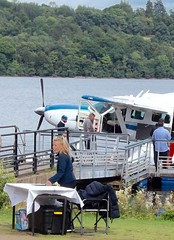 Outdoor Airport. (Gooders2011) Tags: airport lochlomond seaplane cameronhouse