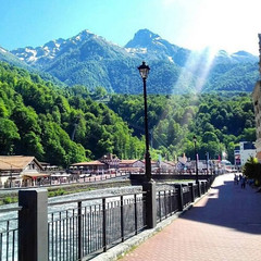 Welcome! Rosa Khutor, Krasnaya Polyana, Sochi.  http://onetorussia.com/en/guide/sochi/ (One to Russia) Tags: sochi russia краснаяполяна tours tourist look розахутор travel traveling travelgram travellife travelrussia горы showmerussia inrussia msk welcometorussia citybestpics awesomerussia lovelyrussia instagramrussia adventure rusplaces ro rozakhutor италия venice roma