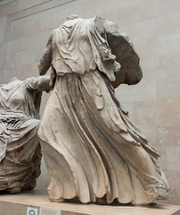 IMG_1628 (jaglazier) Tags: 2017 447bc438bc 5thcenturybc 7417 archaeologicalmuseums architecturalelements architecture athena athens britishmuseum buildings classical copyright2017jamesaglazier crafts england goddesses grecoroman greece greek july london marble museums nike parthenon pediments phidias religion religions rituals stonesculpture stoneworking urbanism archaeology art cities sculpture temples winged westminster