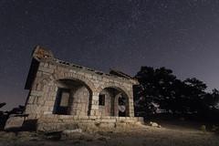 House of stars (gonzalez1990) Tags: house monteabantos noche night stars nikon nikond7000 tokina tokina1116 uga uwa lightpainting madrid sierra