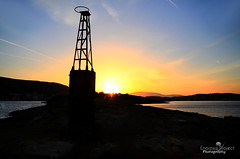Ili (denoise) (14) (Enorasis Project photography) Tags: sunset sea sigmalenses sigma1770 nikond5100 portorafti πόρτοράφτη αττική attica athens greece gimp ελλάδα