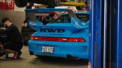 RWB Kitchener Reveal 2017 (chaozbanditfoto) Tags: kitchener ontario canada porsche 911 964 carrera 911carrera rwb rwbboonmee
