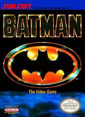 # 20 - Batman: The Video Game (Hobbycorner) Tags: batman nes nintendo 1990 sunsoft joker dc comics game gaming games cartridge cartridges batmanthevideogame gotham console