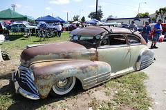 1948 chevy fleetline (bballchico) Tags: 1948 chevrolet fleetline carshow santamariaca