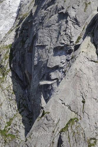 Pranzaira Albigna - Ghost Face