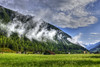 Stubaital (martijnvdvelden) Tags: neustift stubaital austria mountains clouds nature outdoor green grass remote oostenrijk bergen wolken natuur