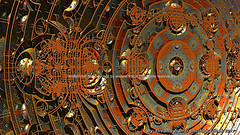 AND IF THEY WERE THE CIRCLES OF THE DANTE'S HELL ? (Artista Franzi) Tags: abstractdigitalart mandelbulb3d18 artdigital fineart digital fractal abstract mandel digitalart moderndigitalart