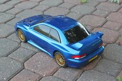IMG_5813 (86Reverend) Tags: tamiya tt02 rc remote controlled car 1998 subaru impreza 22b sti coupe world rally wr blue prodrive colin mcrae richard burns swrt