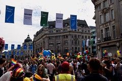 (Giramund) Tags: londonpride lgbt celebration colourful rainbow loveislove equality balloons