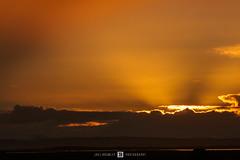 River Sunset (Joel Bramley) Tags: river landscape sunset dusk clouds orange water nature outdoors victoria australia barwon heads