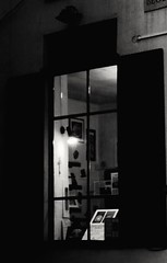 Vista (marcovizzini) Tags: finestre windows blackwhite bianconero monocromo