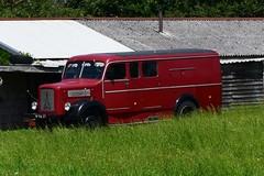 Magirus-Deutz S-3500 1952 (TedXopl2009) Tags: nf9637 magirusdeutz s3500 cwodlp onk