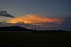 朝の積乱雲
