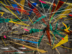 Julie Mehretu - Grey Space, 2006 at Saint Louis Art Museum - St Louis MO (mbell1975) Tags: stlouis missouri unitedstates us julie mehretu grey space 2006 saint louis art museum st mo saintlouis stl museo musée musee muzeum museu musum müze museet finearts fine arts gallery gallerie beauxarts beaux galleria slam painting modern abstract
