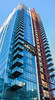 41 tehama construction elevator (pbo31) Tags: sanfrancisco california nikon d810 color july 2017 summer boury pbo31 construction financialdistrictsouth city urban panorama large stitched panoramic blue elevator tehama balcony terrace