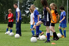Voetbal Clinic 2014 (sportvereninghalle) Tags: voetbal clinic 2014