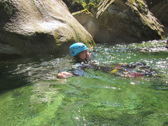 IMG_1844 (Mountain Sports Alpinschule) Tags: mountain sports zillertal canyoning blue lagoon