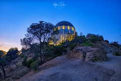 Griffith Observatory (MatthewPerry) Tags: california losangeles los angeles hollywood beverly hills santa monica manhattan beach ocean sunset night