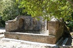 0014 Nymphaeum beside the Great Basilica , Butrint (1) (tobeytravels) Tags: albania butrint buthrotum illyrian nymphaeum